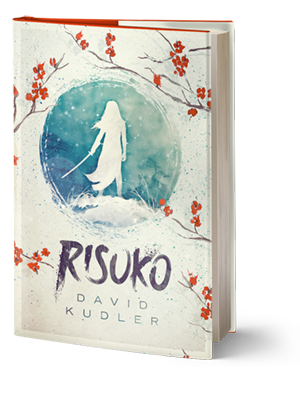 Cover Reveal: Risuko final cover - 3d