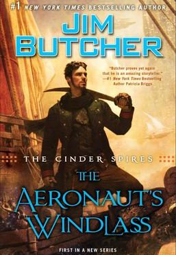 Book Review: The Aeronaut's Windlass by Jim Butcher