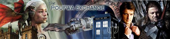 Podcast - Poufwa Exchange Banner