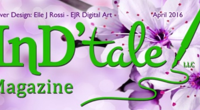"""InDTale Magazine Risuko Review: """"★★★★½—Impossible to put it down!"""""""