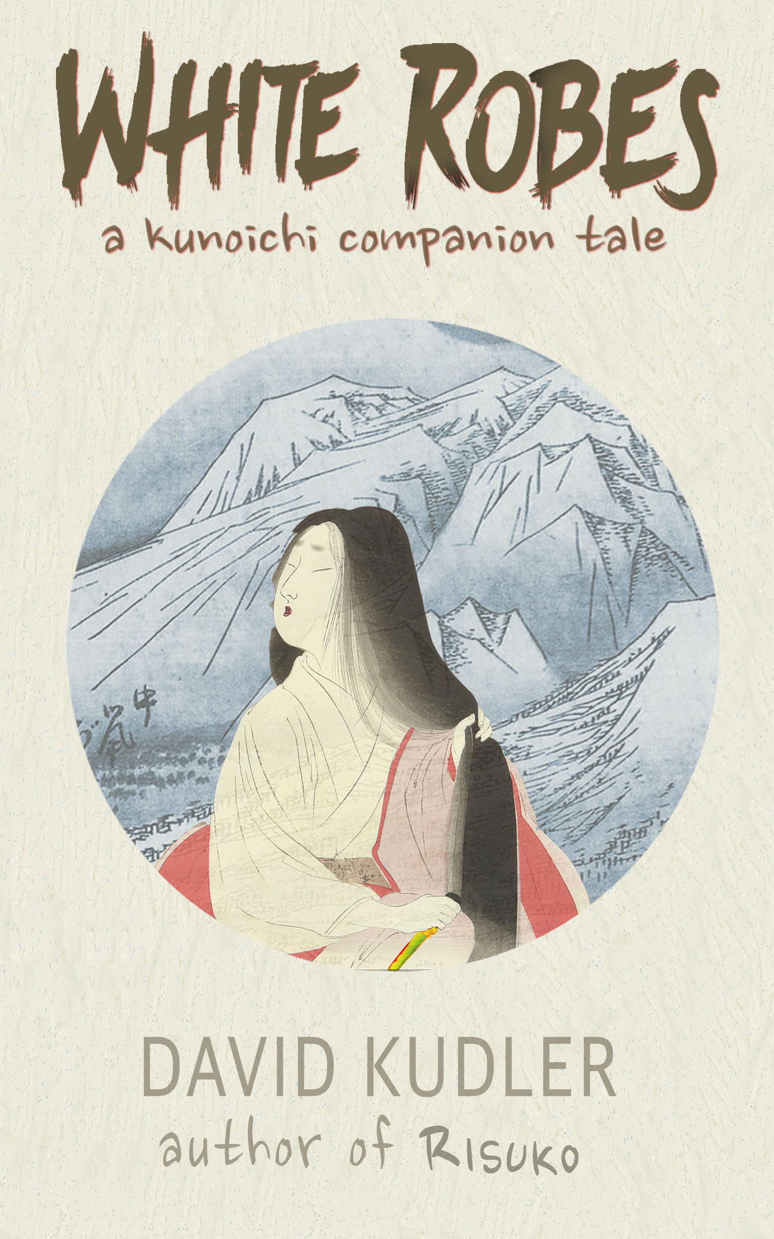 White Robes - A Kunoichi Companion Tale