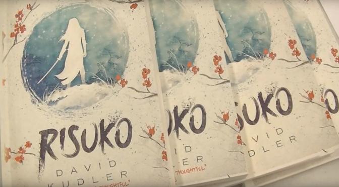Video: Risuko author David Kudler @ColossusCon!