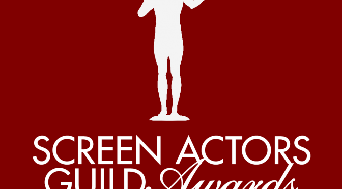 Help David Kudler cast his 2017 SAG Awards ballot! (COMPLETE)