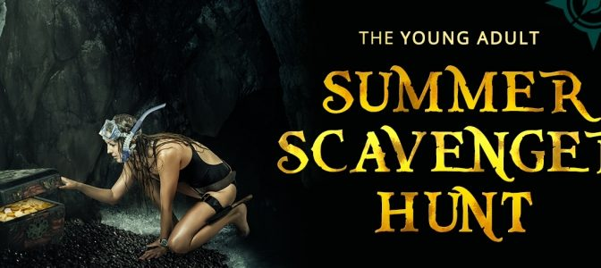 YA Summer Scavenger Hunt #4!